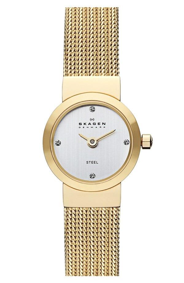Skagen Mesh Strap Watch
