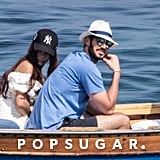 Rihanna and Hassan Jameel in Italy Pictures June 2019