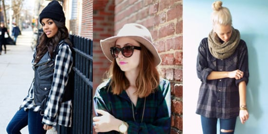 How To Wear Flannel Without Looking Sloppy