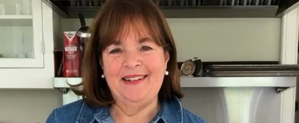 Ina Garten Shares How to Cut Corn on the Cob