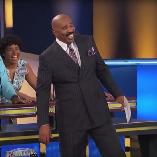 Steve Harvey Meets His Twin on Family Feud | Video