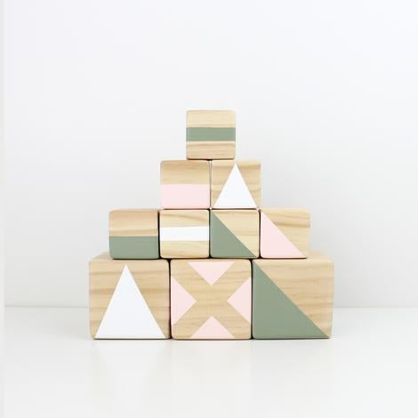 Personalized Stacking Blocks