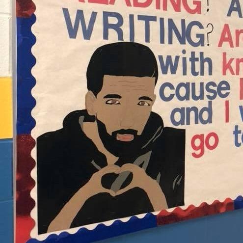 School's In My Feelings Challenge Sign
