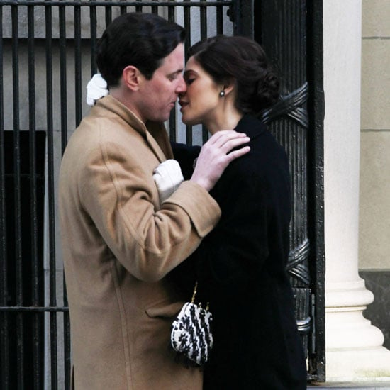 Celebrities on Set For the Week of January 20, 2012