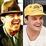 Jack Nicholson and Son Ray Lookalike Photos