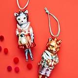 Cosy Cat Ornament