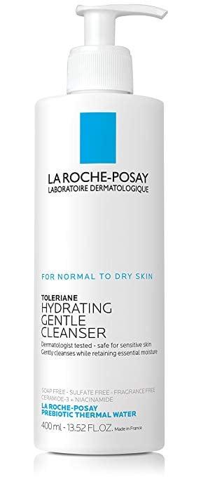 La Roche-Posay Toleriane Face Wash Cleanser