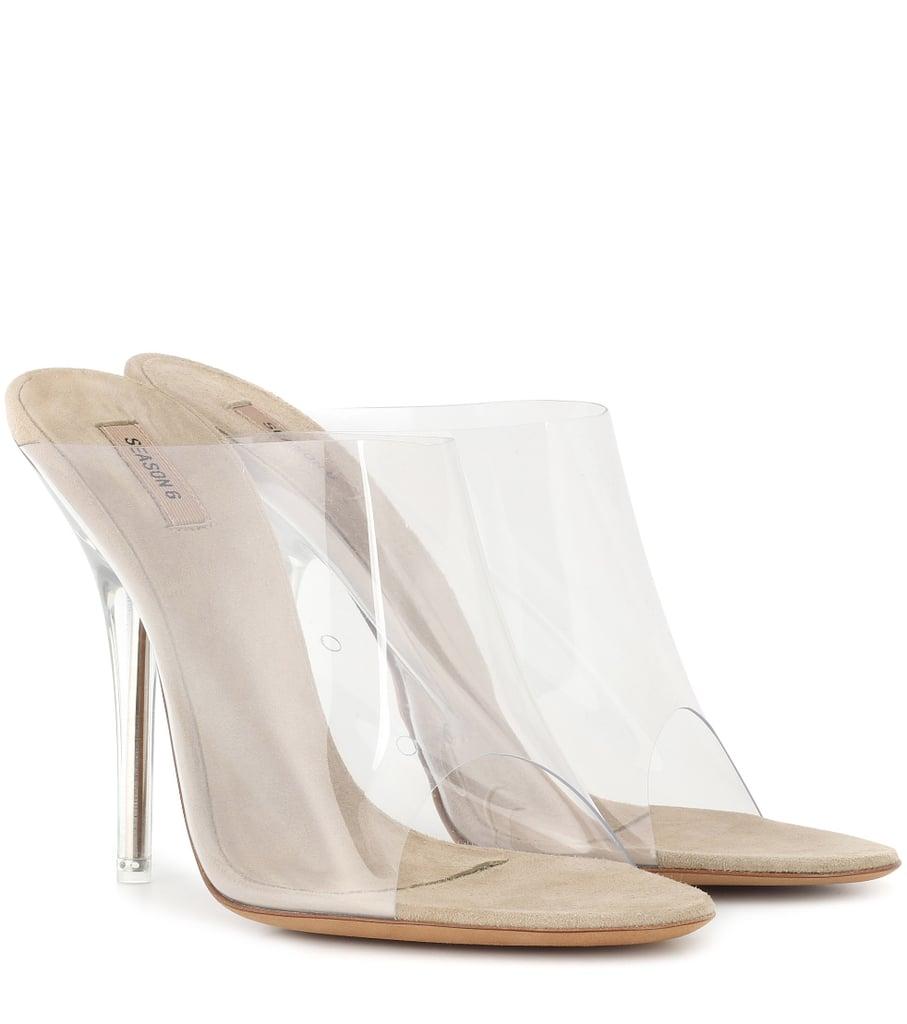 75eb85135a810 Our Pick  Yeezy Season 6 Plexi Sandals