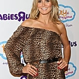 "Heidi Klum posed at the launch of her Truly Scrumptious collection at Babies""R""Us in NYC."