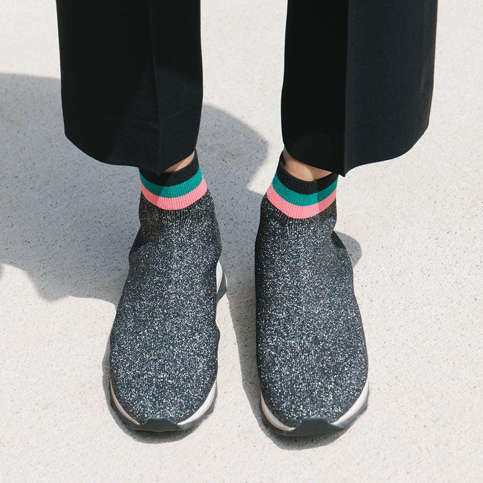 Loeffler Randall Women's Scout Sock Sneaker WI376