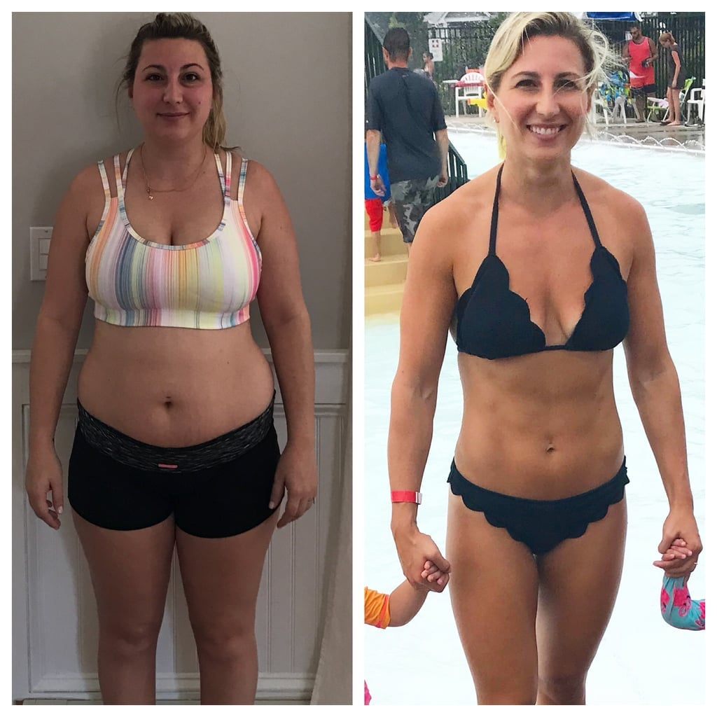 Before and After Weight Loss Inspiration   POPSUGAR Fitness