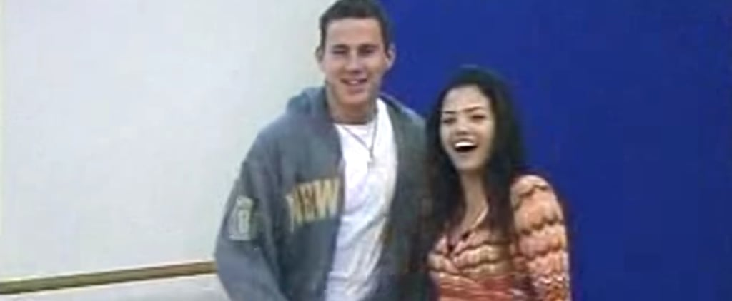 You Can Practically Feel the Sparks in Channing Tatum and Jenna Dewan's Step Up Audition Video