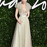 Cate Blanchett at the British Fashion Awards 2019