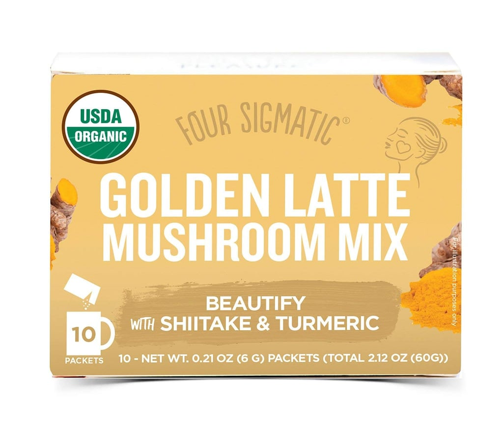 Four Sigmatic Golden Latte With Shiitake Mushroom & Turmeric