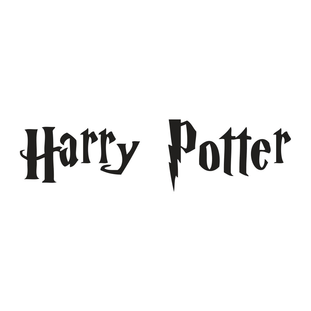 Modest image inside harry potter stencils printable