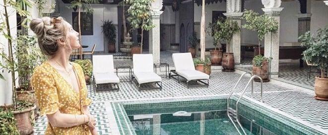 Rodamón Riad Marrakech Hostel