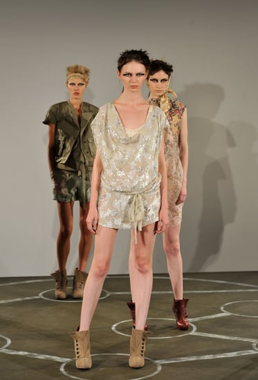 Spring 2011 New York Fashion Week: Gary Graham