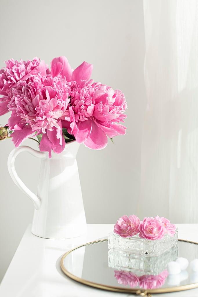 Pink Flowers iPhone Wallpaper