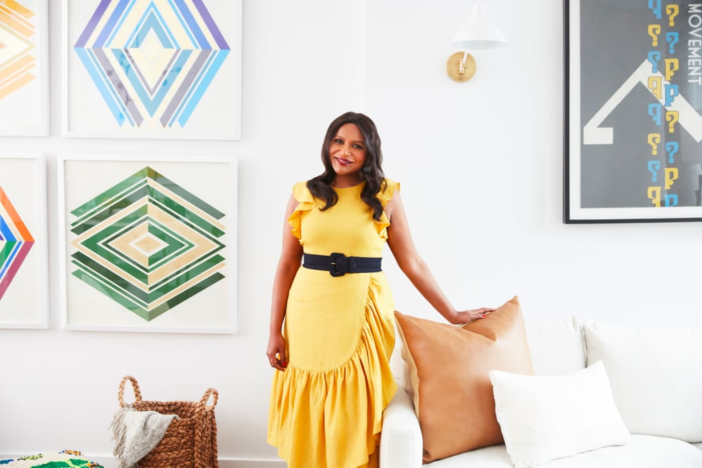 6 Design Tricks to Steal From Mindy Kaling's Gorgeous Apartment
