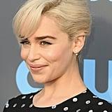 Emilia Clarke at the Critics' Choice Awards 2018