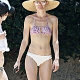 Kate Bosworth appeared to be in full vacation mode while in Hawaii in March 2016.
