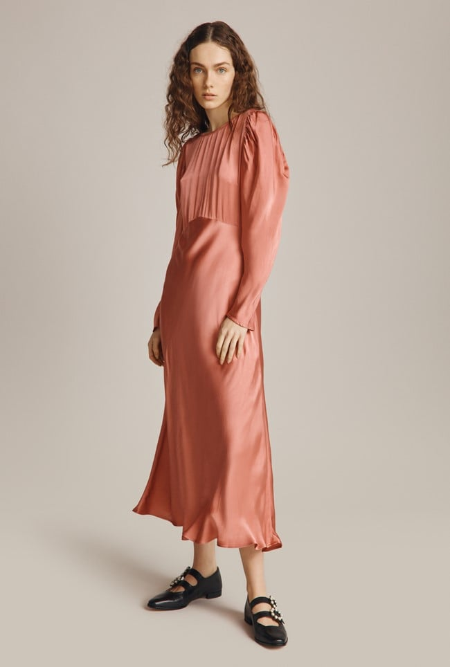 Pink Bridesmaid Dress: Ghost Rosaleen Dress