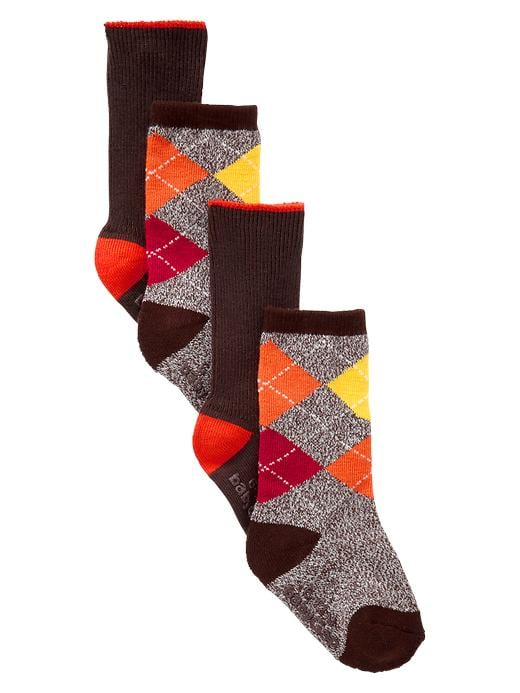 Gap Argyle Socks