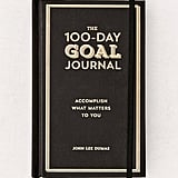 The 100-Day Goal Journal: Accomplish What Matters to You by John Lee Dumas