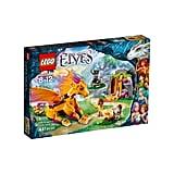 Lego Elves Fire Dragon's Lava Cave