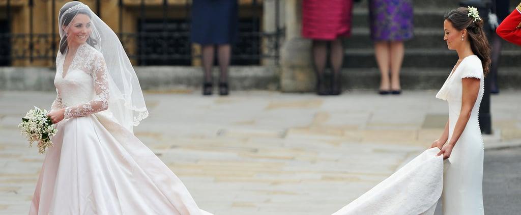 The 1 Reason Pippa Middleton Won't Choose a Wedding Gown Like Kate's
