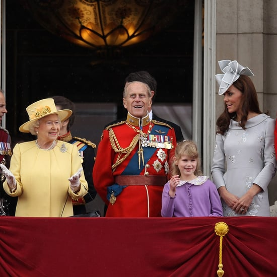 Kate, Will and Harry Join the Royal Family For the Trooping of the Colour