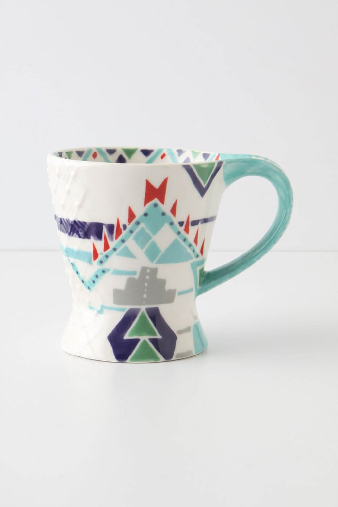 This Questa Mug ($14) is a Southwest take on the geometric trend.