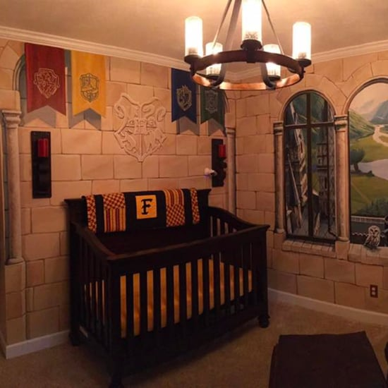 Real Harry Potter Nursery and Decor Photos