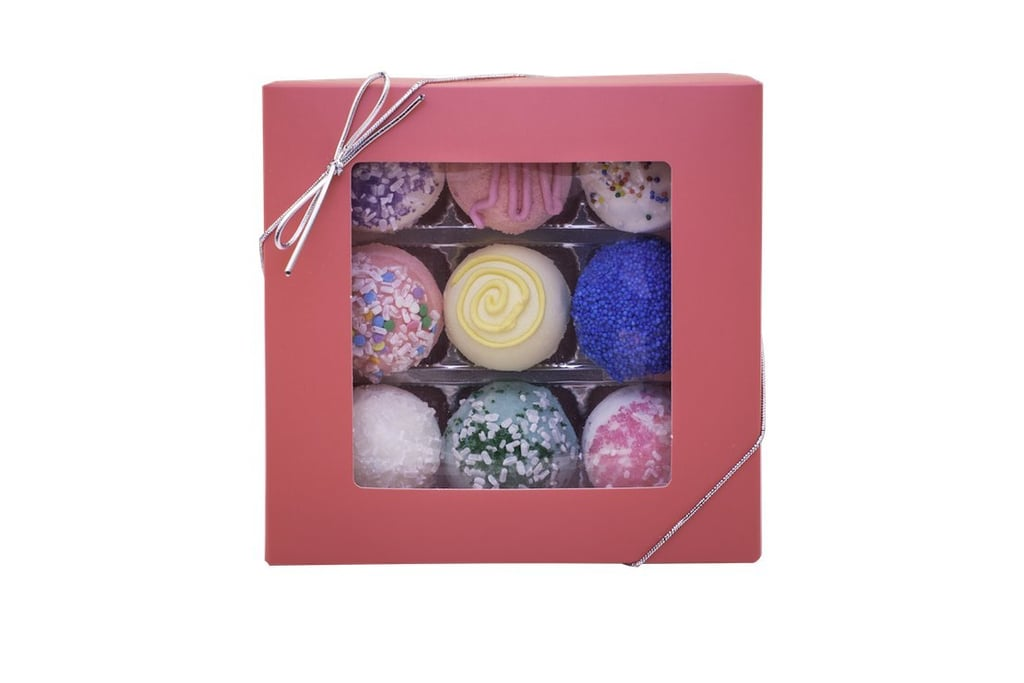 Fizz and Bubble 9-Pack Bath Truffle