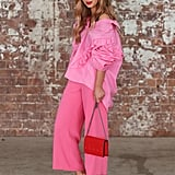 Give them what they want and upgrade your outfit with a splash of bold, can't-miss-me pink.