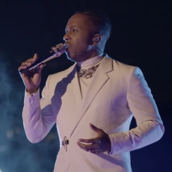 "Watch Leslie Odom Jr.'s ""Speak Now"" Oscars Performance"