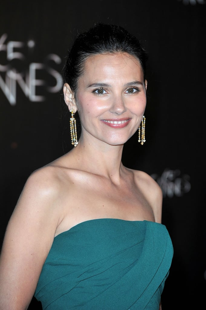 Virginie Ledoyen attended the opening night dinner at the Cannes Film Festival.