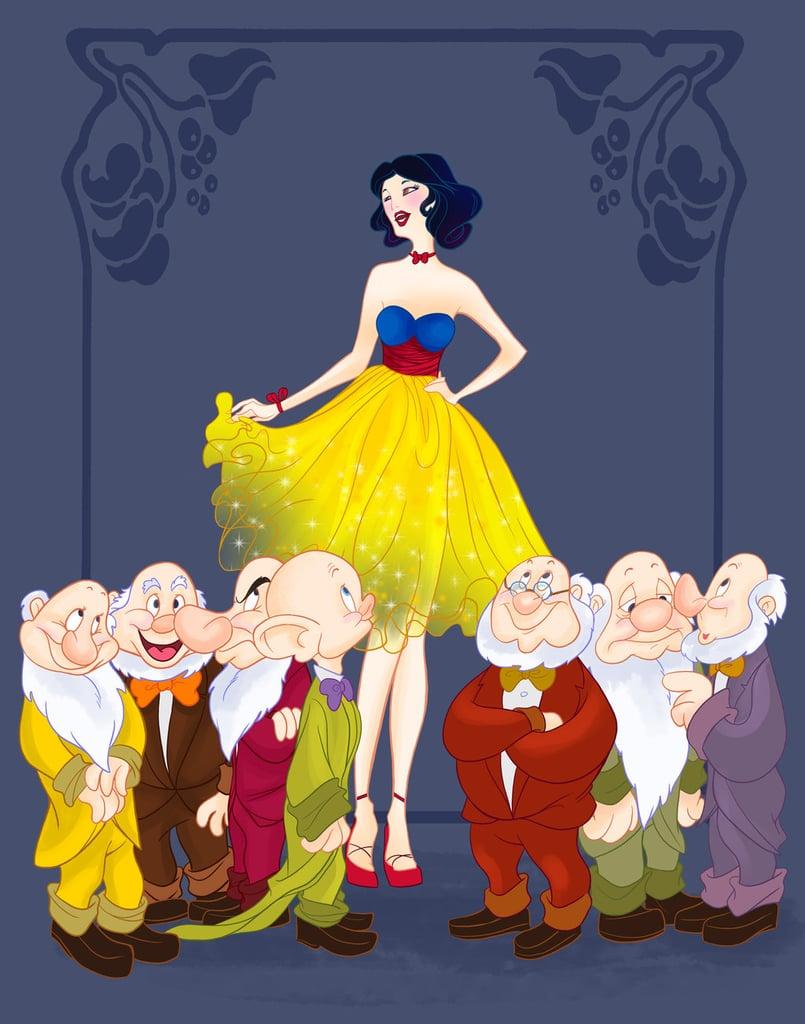 Prom Snow White