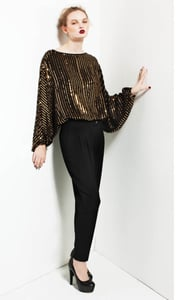 Rachel Zoe Signature Collection Fall 2011 Lookbook Photos