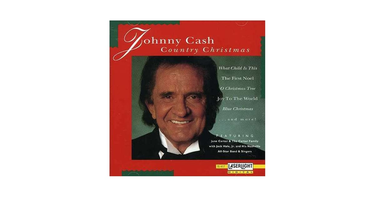 Johnny Cash Country Christmas, Johnny Cash (1991) | Best \'90s ...