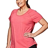 RBX Active Plus Size Running Yoga Top