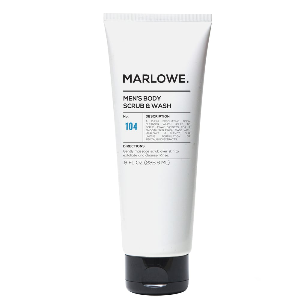 Marlowe No. 104 Men's Body Scrub and Wash