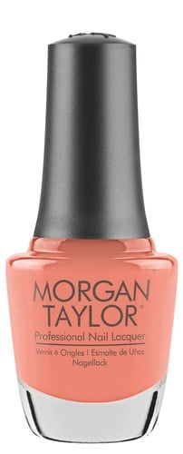 Morgan Taylor The Color of Petals Professional Nail Lacquer in Young, Wild, &