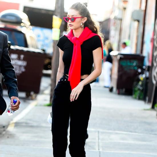 Gigi Hadid Street Style Summer 2017
