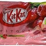 Japanese Kit Kat Raspberry