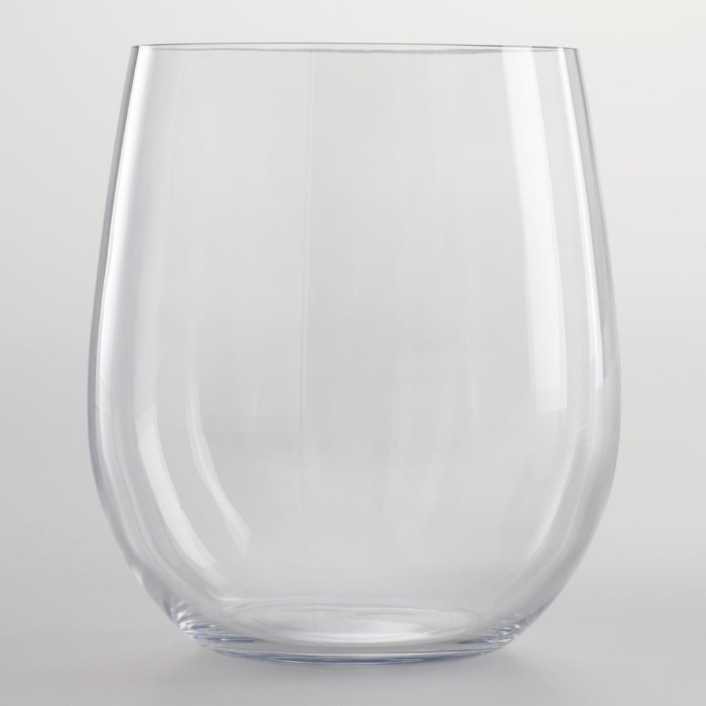 Cost Plus World Market Acrylic Tumblers