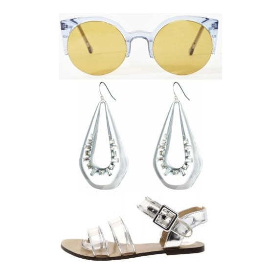 Top Five Perspex Accessories to Buy Online Now: Lucite Fun from Alexis Bittar, Jeffrey Campbell + more!