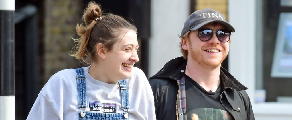 Rupert Grint and Georgia Groome Expecting Their First Child