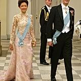 Prince Joachim and Princess Alexandra of Denmark