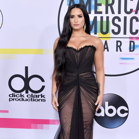 Demi Lovato American Music Awards Dress 2017